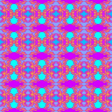 BlueMandle2-1X8-1-3-17 fabric by grannynan on Spoonflower - custom fabric