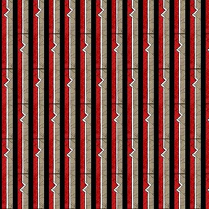 Heartbeat Stripes