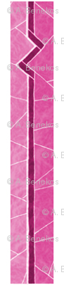 Heartbeat Stripes Pink