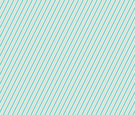 Folk Garden - Aquaberry Diagonal Stripes - © PinkSodaPop 4ComputerHeaven.com  fabric by pinksodapop on Spoonflower - custom fabric