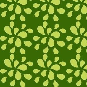 Organic Outlook Grass Print