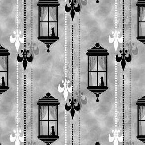 Rainy Fleurs - Argent