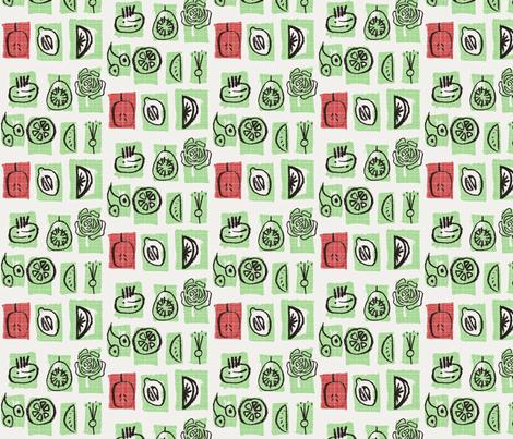 SSvege50s fabric by sarah_58CpHMnI on Spoonflower - custom fabric