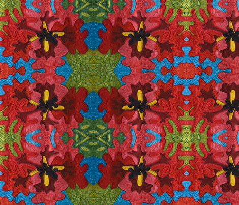 paradise_fabric fabric by designsbyjconrad on Spoonflower - custom fabric