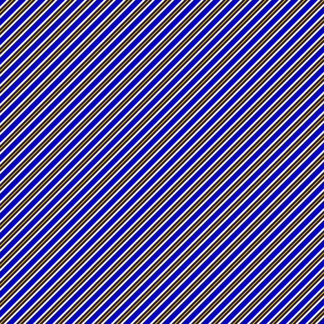Blue Stripes fabric by siya on Spoonflower - custom fabric