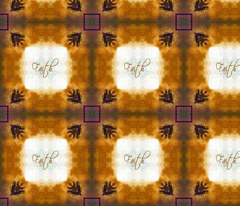 Sunrise_Faith fabric by ddmote on Spoonflower - custom fabric
