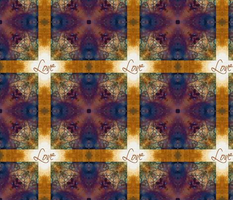 Sunrise_Love fabric by ddmote on Spoonflower - custom fabric