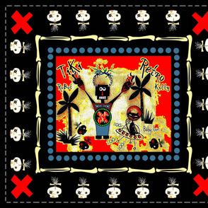 RoBoTiKi / Zombie skull