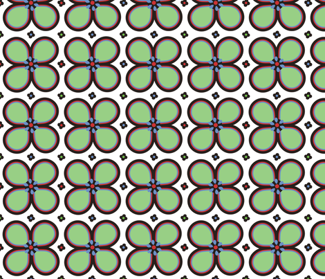 wow fabric by mandyh on Spoonflower - custom fabric