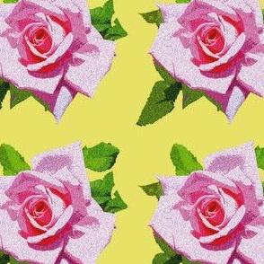 Vintage Rose Yellow