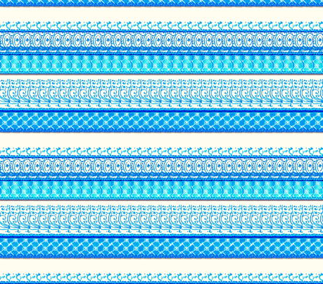 Wedding Cake Stripe fabric by frances_hollidayalford on Spoonflower - custom fabric