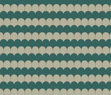 Poirot v2 fabric by pancakes_for_dinner on Spoonflower - custom fabric