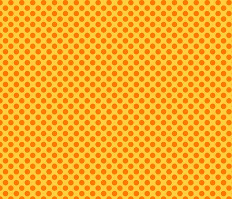 warmdot fabric by bellamarie on Spoonflower - custom fabric