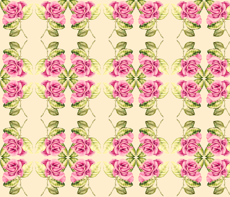 Billie'sRose fabric by patters on Spoonflower - custom fabric