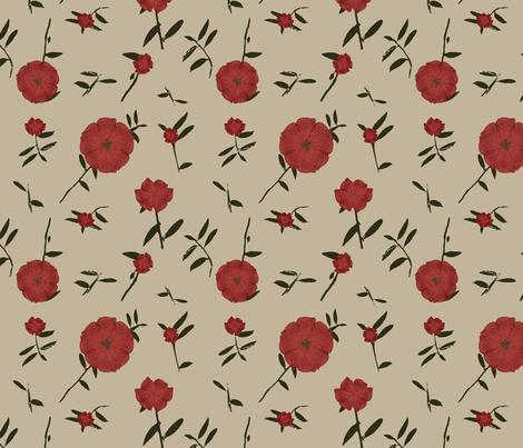 Corrida de Toros fabric by pancakes_for_dinner on Spoonflower - custom fabric