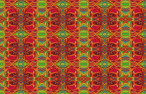 GET UP! fabric by jnetjarmon on Spoonflower - custom fabric