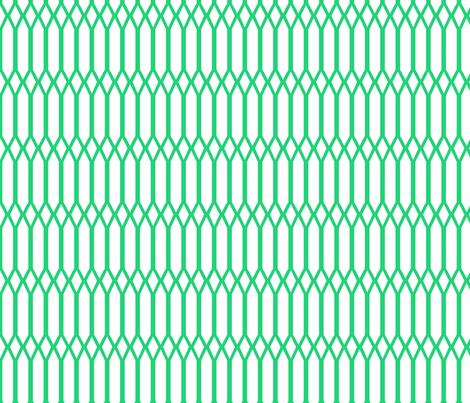 Lattice fabric by daynagedney on Spoonflower - custom fabric