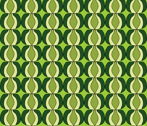 I LuvOlive fabric by sbd on Spoonflower - custom fabric
