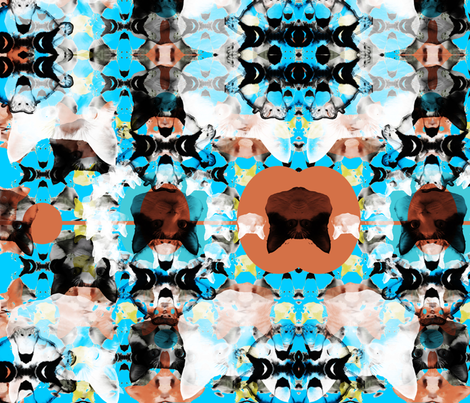 ella_wallpapetr fabric by superhelga on Spoonflower - custom fabric