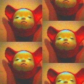 sleeping imp