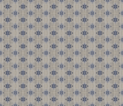 China Blue fabric by kristopherk on Spoonflower - custom fabric
