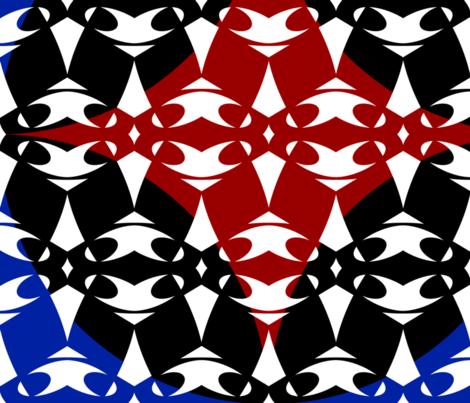diamonds fabric by yargnad on Spoonflower - custom fabric
