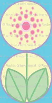 sweet little circle flowers