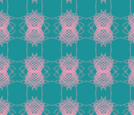 Corset of Beetles fabric by artbybaha on Spoonflower - custom fabric