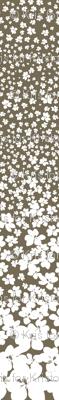 Magnolia Little Gem - Dark Spice - 3 Yard Panel