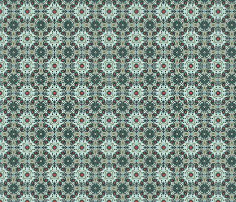 Veronica III fabric by captiveinflorida on Spoonflower - custom fabric