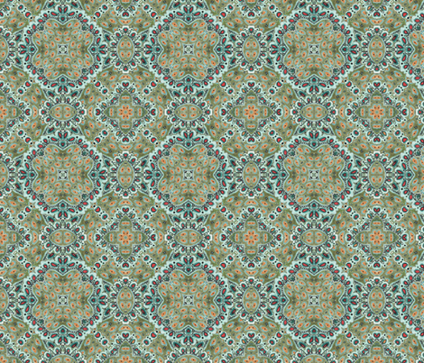 Veronica fabric by captiveinflorida on Spoonflower - custom fabric