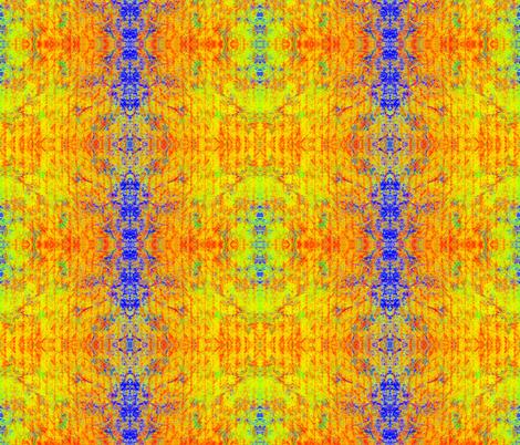 Golden Glow aztec rad stripe fabric by jan4insight on Spoonflower - custom fabric