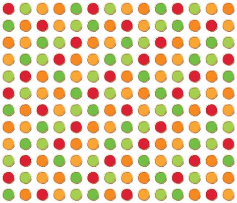 Large Dot - ROG fabric by jmckinniss on Spoonflower - custom fabric