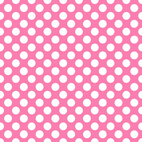 Pink Bubble Gum Dot
