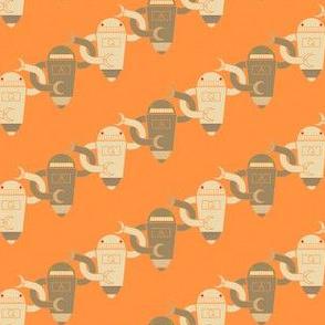 Q and A Robots
