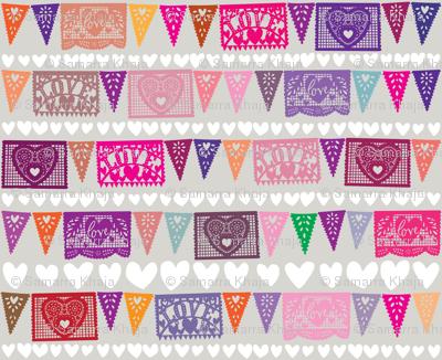 Love Fiesta [Smaller Scale Print]
