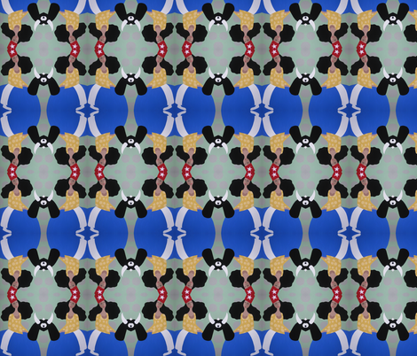 the traveler fabric by pattypeixoto on Spoonflower - custom fabric