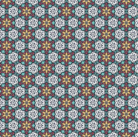Joker Tile II fabric by captiveinflorida on Spoonflower - custom fabric