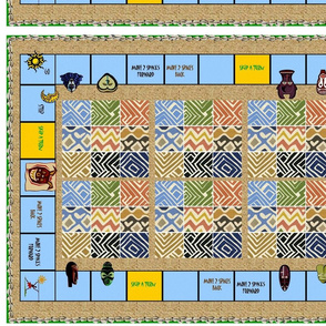 Tiki Tribal Game-215