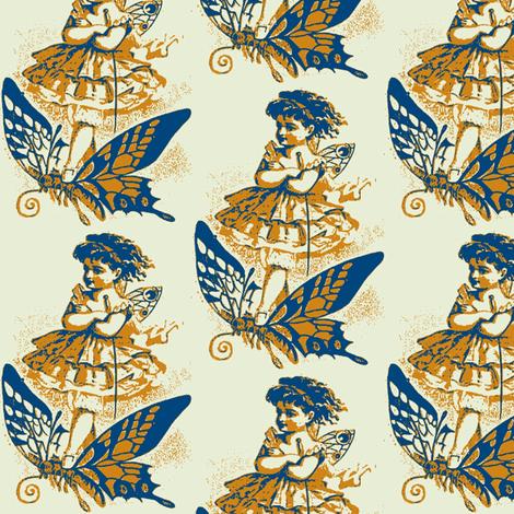 Lilliputling fabric by nalo_hopkinson on Spoonflower - custom fabric