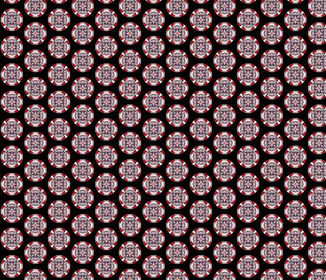 Sangres Monodisk fabric by siya on Spoonflower - custom fabric
