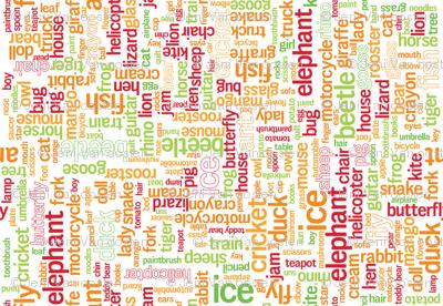Words English - ROG