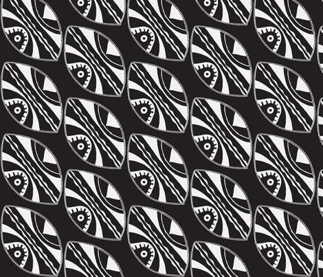 Shield fabric by blue_jacaranda on Spoonflower - custom fabric
