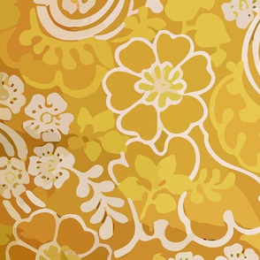 swirly retro yellow_2