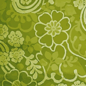 swirly retro green_1