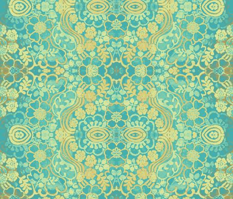 swirly_mix_2 fabric by snork on Spoonflower - custom fabric