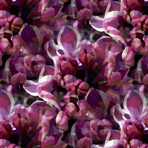 Fandango aubergine lilac
