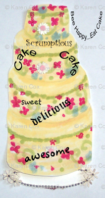 Words About Cake