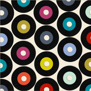 VINYL tea towel