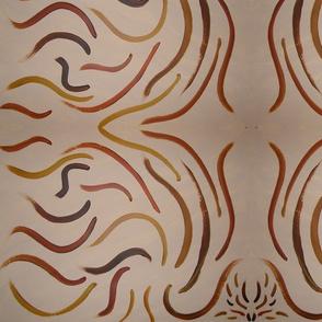 Unsigned swirls in naturals